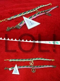LOL! Accessories G009 PEACE IDR 10K