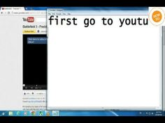 How to download youtube video for free without any software how to how to download youtube video for free without any software how to download youtube video for free youtube pinterest software youtube and free ccuart Image collections