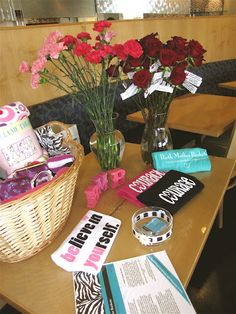 Birth Mother Baskets, non-profit organization!