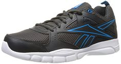 Reebok Mens Trainfusion 50 L MT Training Shoe CoalBlue SportWhite 13 M US * Learn more by visiting the image link.