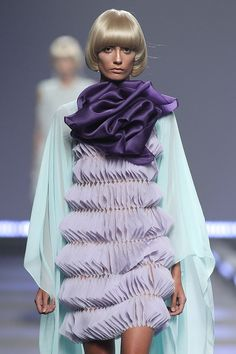 Desfile de Duyos: la luz como elemento inspirador. #mbfwmadrid #fashionweek #moda #fashion #desfile