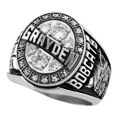 Elite class ring by ArtCarved