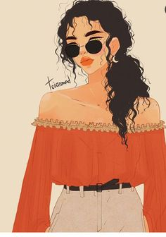 (Toianmed)Ⓑ ⓡ ⓘ beautiful drawings, cute drawings, art s Beautiful Drawings, Cute Drawings, Pretty Art, Cute Art, Fashion Sketches, Art Sketches, Art Hipster, Arte Fashion, Emo Fashion