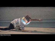 Cinema 4D R16's New Motion Tracker & Other VFX - YouTube