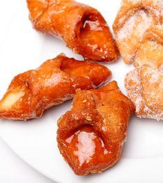 #Receta #SemanaSanta PESTIÑOS #dulces #reposteria #miel #yummy #singluten