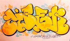 zyber graffiti