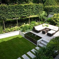 6 rewelacyjnych miejsc do odpoczynku do Twojego ogrodu. Nikt takiego nie ma!