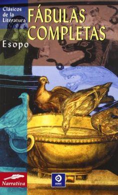 Fabulas completas (Clasicos de la literatura series) (Spanish Edition) by Esopo http://www.amazon.com/dp/8497644565/ref=cm_sw_r_pi_dp_bIjbvb0D9QREF