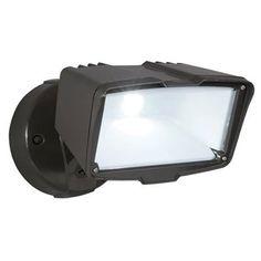 All-Pro FSL2030L, LED Floodlight, Bronze