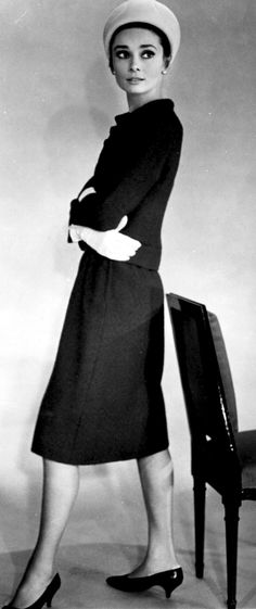 Audrey Hepburn - Charade