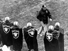 The Raiders wish John Madden a happy birthday. We celebrate by taking a look at some of his best moments coaching the Raiders. Football Girls, Football Memes, Football Season, American Football League, National Football League, Happy Birthday John, Raiders Players, Raiders Stuff, Oakland Raiders Football
