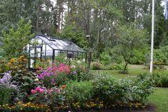 Kasvihuone elokuussa 2013 - Our greenhouse in August 2013 August 2013, Dreams, Photo And Video, Garden, Google, Free, Garten, Lawn And Garden, Gardens