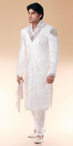 Groom Sherwani www.weddingsonline.in
