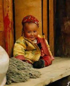 Tibetan baby
