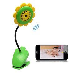 29.99$  Buy here - https://alitems.com/g/1e8d114494b01f4c715516525dc3e8/?i=5&ulp=https%3A%2F%2Fwww.aliexpress.com%2Fitem%2FSunflower-Wireless-Baby-Monitor-Night-Vision-Remote-View-Security-Wifi-IP-Camera%2F32720654233.html - Sunflower Wireless Baby Monitor Night Vision Remote View Security Wifi IP Camera  29.99$