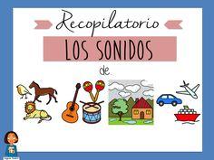 El Blog De L@S Maestr@S De Audicion Y Lenguaje: Video Recopilatorio De Sonidos Cotidianos