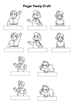 Family tree worksheet. American English worksheet for ESL