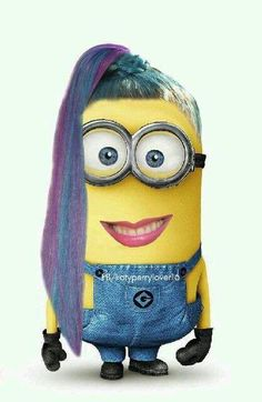 Katy perry minion