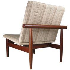 'Japan' Lounge Chair by Finn Juhl
