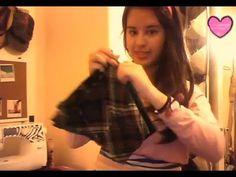 Como hacer un bolso con tu ropa vieja =)