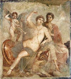 *APHRODITE ~ Pompeii, Italy
