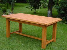 Stoly | Dřevostavby, dřevěné altány, pergoly, dřevěný zahradní nábytek