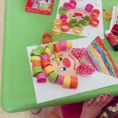 clown craft idea for kids (2)