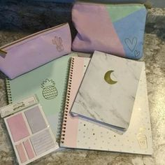 Back To School Supplies, Journal Ideas, Ariana Grande, Stationary, Journaling, Bullet, Paradise, College, Study