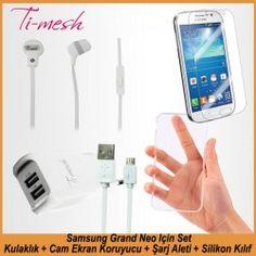 Samsung Grand Neo İçin Dört'lü Set
