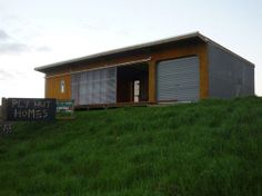 Barnhomes - Strong, simple and affordable living - Barnbuilders