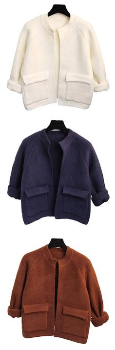 You've got the hug? We've got the mohair cardigan. This sweater is made in a soft, air permeable fabric and features pockets, open front. You can enjoy free shipping and tax at CUPSHE.com