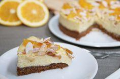 Sinaasappel cheesecake EEFSFOOD