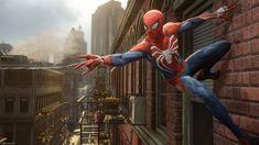 Top 10 best games e3 2016  4. Spider-Man