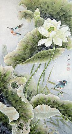 — Природа глазами художников: Lou Dahua