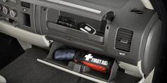 These are the top 8 items that you should have in your glove compartment; this is very basic and shouldn't be in place of your car emergency kit. Flashlight Having a flashlight that is compa…