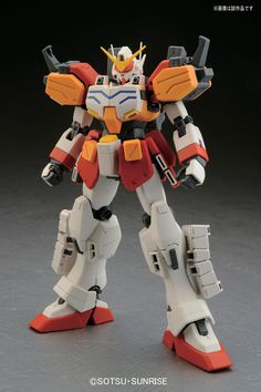 MG Gundam Heavyarms EW Plastic Model from Mobile Suit Gundam Wing Endless Waltz