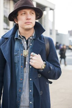 Bolo Ties for men