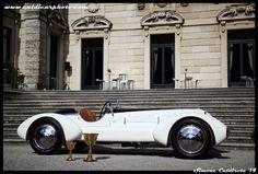 Alfa Romeo 6C 1750 Gran Sport Aprile Spider Corsa (1931) Vincitrice Concorso di Eleganza Villa d'Este 2014