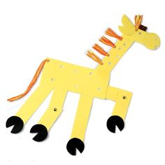 Lanky Giraffe. I can never have too many giraffes in my house. Obsessed.