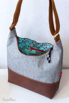 Fussellines Blog: Sie kann auch Taschen!