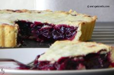 A copycat version of the Double R Diner's cherry pie from the show 'Twin Peaks'.  Agent Cooper loved it, and so will you!