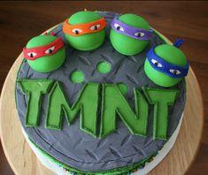 Teenage Mutant Ninja Turtles Cake: Pick Your favorite Ninja and Eat It Too! | Walyou
