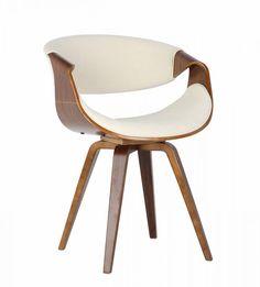 Cadeira Nicole Linho Cru Rivatti