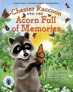 Great children's book to help children deal with death of a loved one, this is one of Emma's favorites