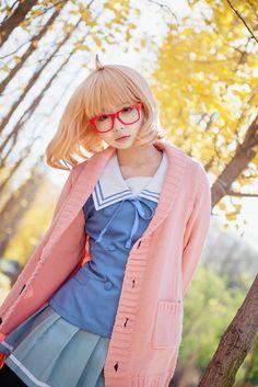 Shioriko(栞子) Mirai Kuriyama Cosplay Photo - WorldCosplay