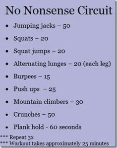 Short very effective workout. Did this one  lap took me seven minutes