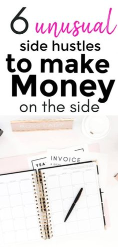 Fun ways to make money for stay at home moms and anyone who needs some extra money! These side hustles are actually fun to do and more than your usual surveys or driving Uber. If you are looking for a new way to make money, check out this list of 5 different side jobs to try. #makingmoney #makemoney #makemoneyfromhome #sidejobs #weddingofficiant