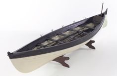 Service vessel; Whaleboat - National Maritime Museum