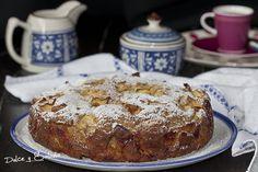Las tartas de manzana, nunca fallan. En esta ocasión, la receta es fácil y rápida de hacer, puesto que se trata, simplemente, de...
