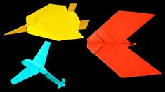 Make A Paper Airplane, Paper Airplane Models, Paper Plane, Model Airplanes, Origami Jet Fighter, Useful Origami, Origami Paper, Cemetery, Fighter Jets